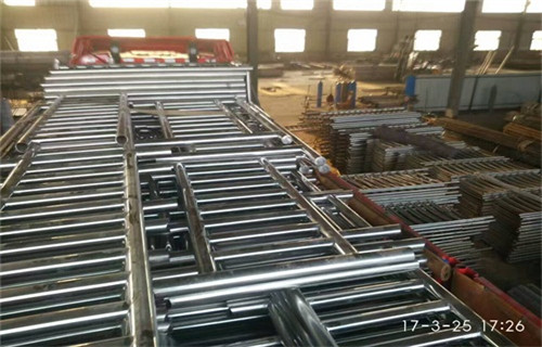 晋中增强型复合管河道桥梁护栏用多大钢管