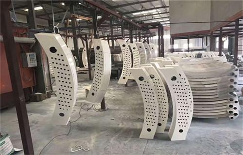 徐州强度高的碳钢喷塑防撞护栏厂家联系方式