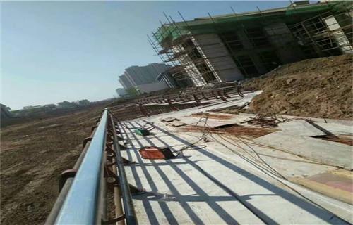 云浮厚壁碳钢喷塑防撞护栏多规格可选