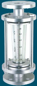 龙港FA10-40F全不锈钢玻璃管转子流量计厂家