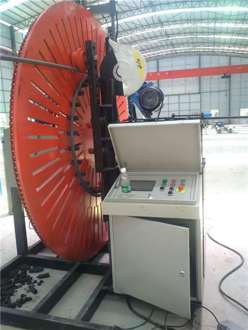 安徽宿州數控自動焊鋼筋彎圓機產品特點
