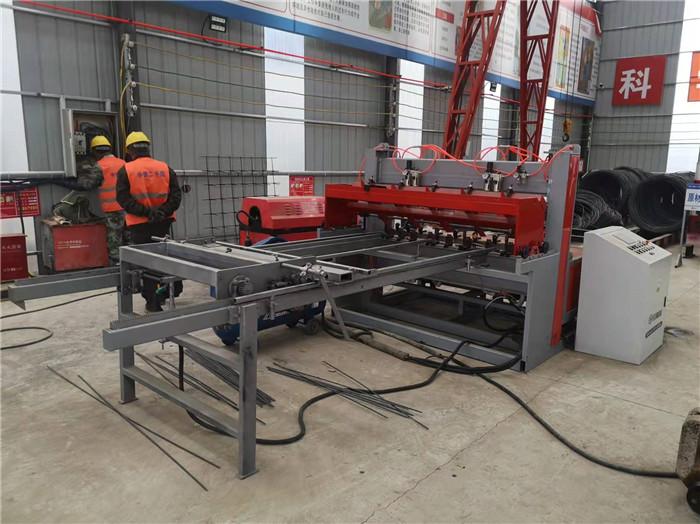 安徽宿州鋼筋網片排焊機生產廠家