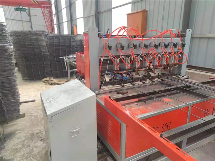 安徽宿州隧道鋼筋網排焊機主要參數