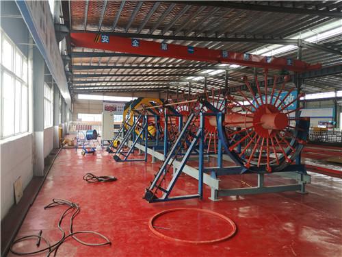 陕西省安康市钢筋笼滚焊机正机功率