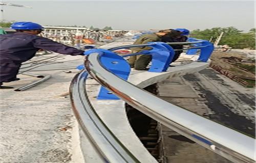 银川不锈钢碳素钢复合管护栏生产厂家