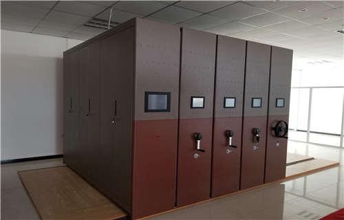 龙岩连城移动密集柜销售位置-隆顺柜业