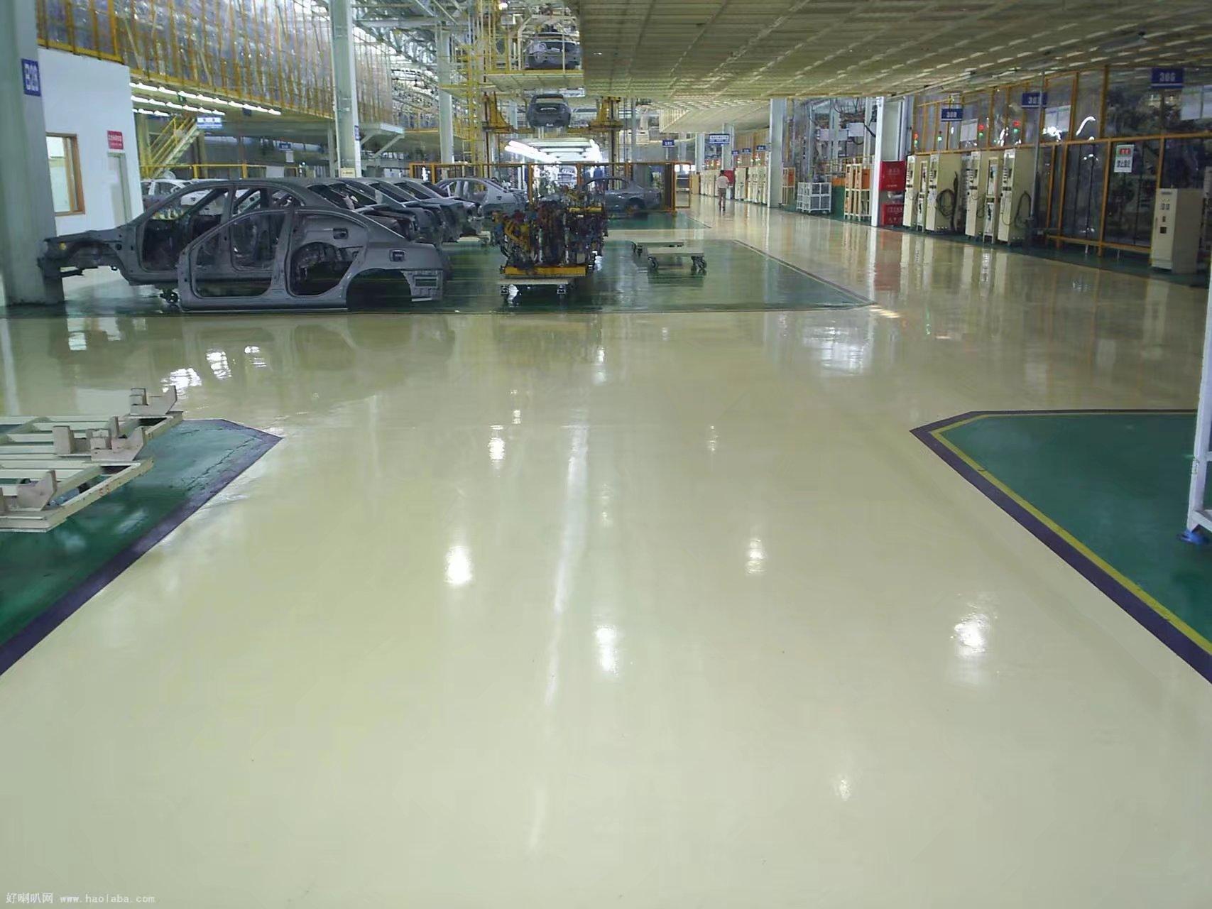 行业:淮北环氧超耐磨地坪漆--谋成施工