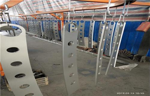 武夷山道路防撞護欄立柱廠家生產