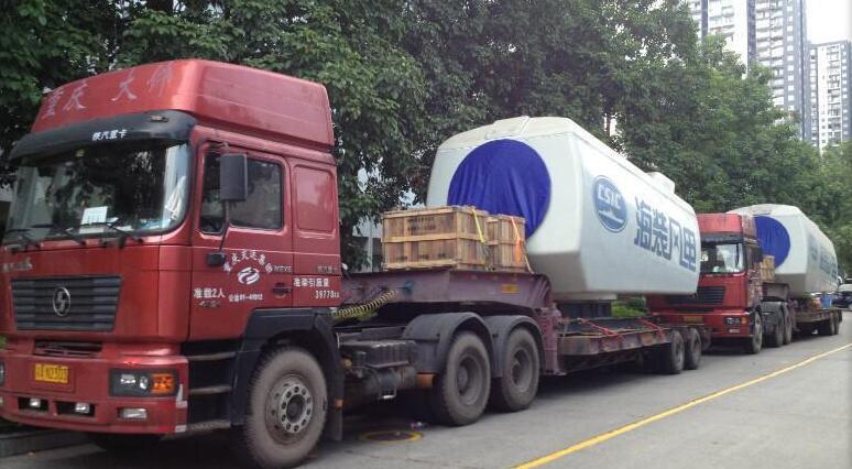 广宁县直达明光大型机械运输公司