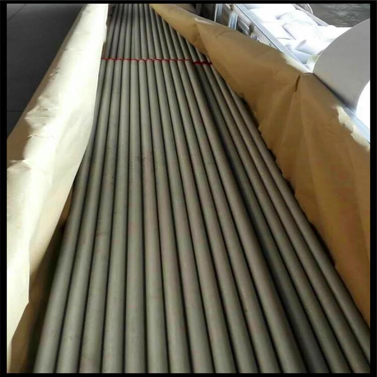 铜川2507不锈钢管两端平口