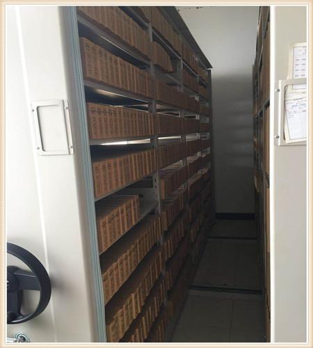 成都城建档案管理密集架壁挂床