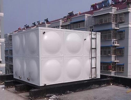 驻马店圆形保温水箱质优价廉经久耐用