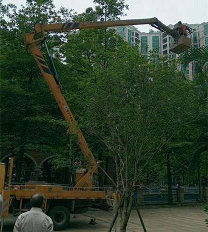 广宁电力高空作业吊车租赁--哪里有?
