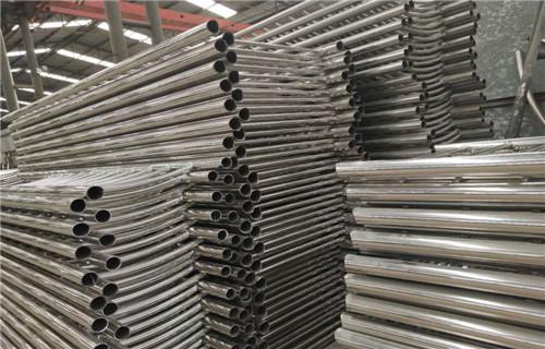 南平不锈钢碳素钢高质量栏杆复合管规格齐全