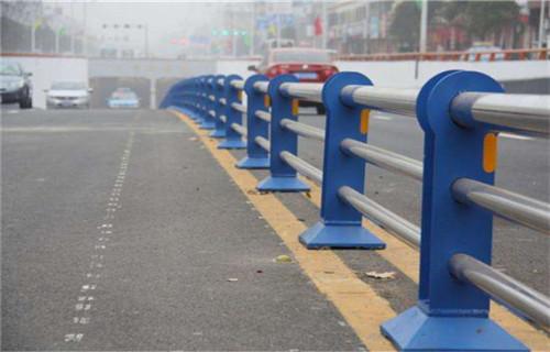 南平不锈钢双金属复合管护栏定制安装
