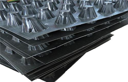 扬州塑料排水板车库排水用-蓄水排水