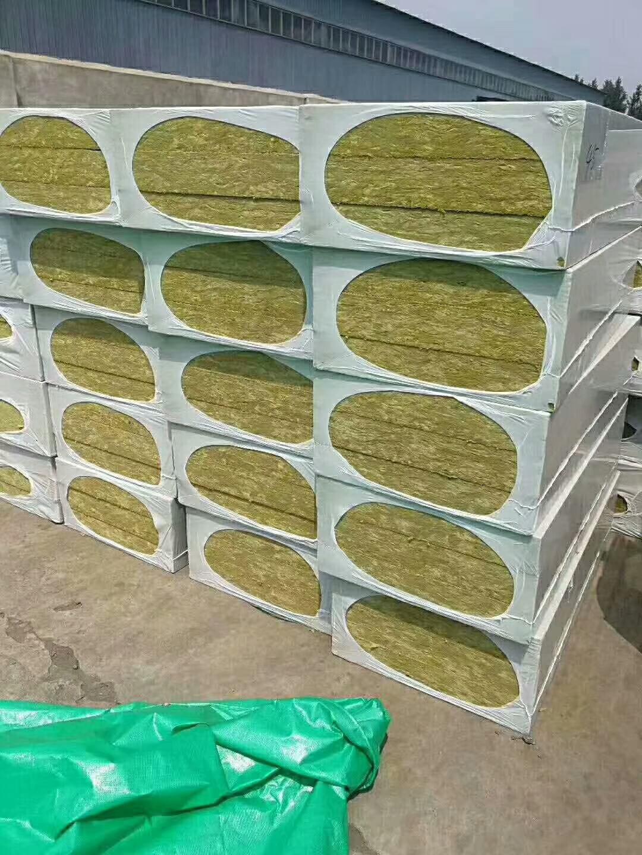 江西上饶外墙岩棉复合板厂家防火铝箔(反射膜)岩棉板
