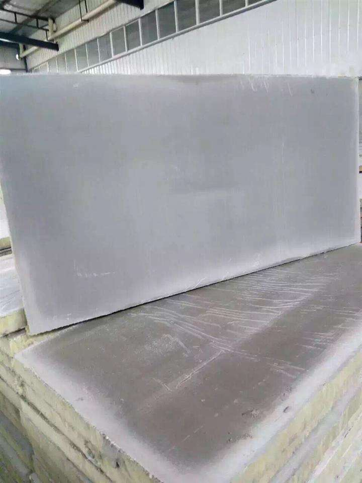 玉山外墙专用砂浆面岩棉复合板批发商批发市场