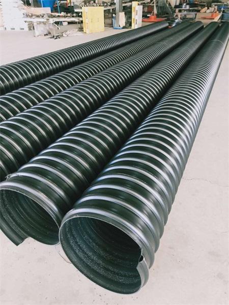 邵阳量大价优钢带增强缠绕螺旋管