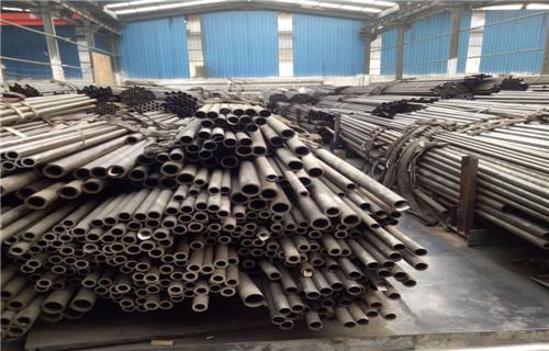 西安外圆内梅花精密钢管大量供应